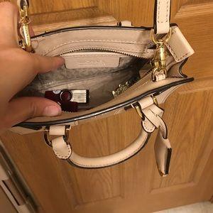 108e3173d650d MICHAEL Michael Kors Bags - Michael Kors Metallic Stripe Mini Dillon  Crossbody