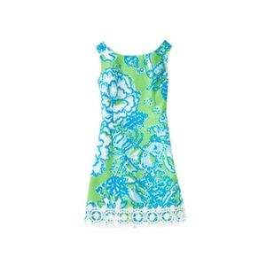 {lilly pulitzer} 🌿 delia northeast hahbah shift