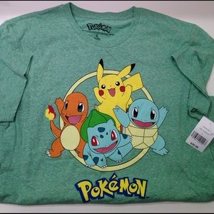 Pokemon Other - NWT Pokémon t-shirt