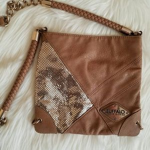 EUC Buffalo David Bitton Crossybody!