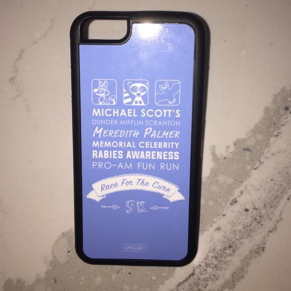 The Office - Rabies Awareness Fun Run iPhone 11 case