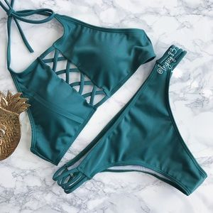 KIINI Other - 💚 Green Bikini Set 💚