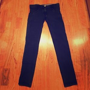Freddy Denim - Freddy WR.UP Skinny Jeans - Dark Blue