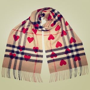 Burberry Accessories - NWT BURBERRY SCARF