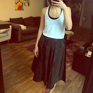 Antonio Marras Dresses & Skirts - Antonio Marras Taffeta Midi Skirt
