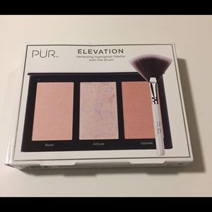 Pur Minerals Other - NIB PUR ELEVATION PERFECTING HIGHLIGHTER PALETTE