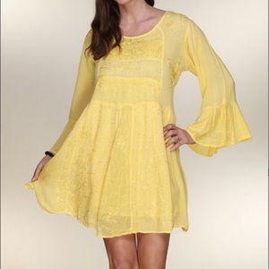 Dresses & Skirts - Cute Yellow Dress