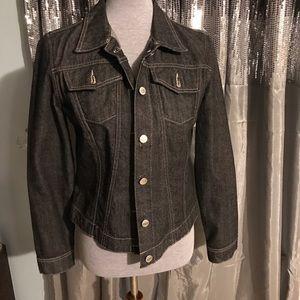 Todd Oldham Jackets & Blazers - Vintage Todd Oldham Jean jacket