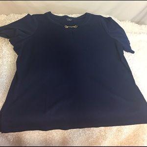 Allison Daley Tops - Short Sleeve Top