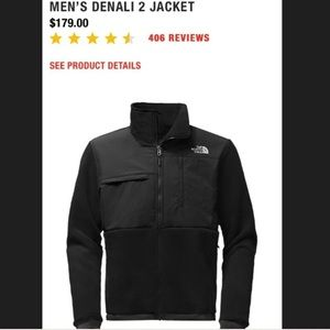 North Face Other - Men's North Face Denali 2 Jacket