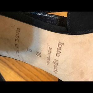 Kate spade heels ♠️