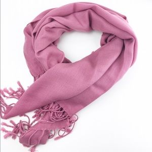 Lil+Lo Accessories - Sweet Pashmina Style Wrap Scarf SO SOFT! By Lil+Lo