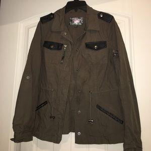 Krush Jackets & Blazers - Military jacket