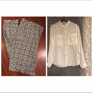 H&M Tops - SUPER CUTE COMBO H&M BLOUSE AND PANTS