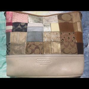 Coach Classic patchwork