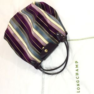 Longchamp Harmonie Print Mini Tote Purse