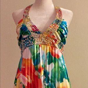 ⚓️. 2 FOR $10   Halter dress