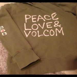 "Volcom Tops - Volcom ""PLV Hooded Biatch"""