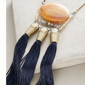 Anthroplogie necklace by Mimi Scholer Barcolena