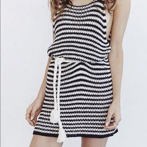 Faithfull the Brand Dresses & Skirts - Knit striped dress