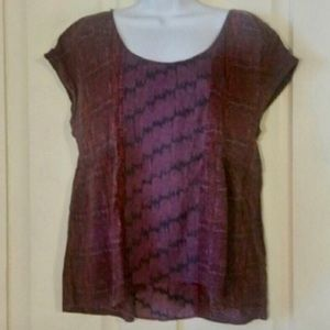 American Eagle Outfitters Tops - American Eagle patterned Blouse.