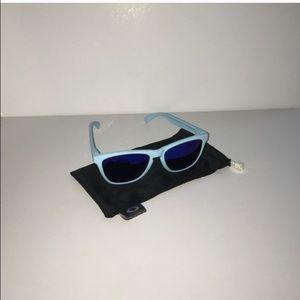 Blue Oakley