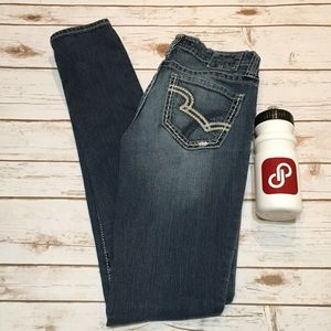 Big Star Denim - Big Star Casey Low Rise Fit Blue Jeans Size 27 L