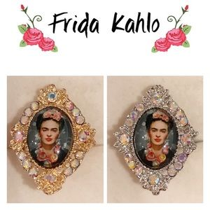 Jewelry - New Frida Kahlo Ring