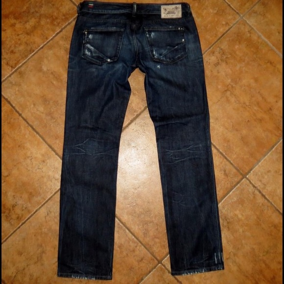 66 off diesel denim sale diesel lhela women 39 s distressed jeans 30x32 from renee 39 s closet on. Black Bedroom Furniture Sets. Home Design Ideas
