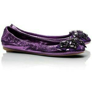 Tory Burch Shoes - Tory Burch Azalea flats 10.5  nwt/box