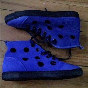 arche Shoes - ARCHE blue sneakers