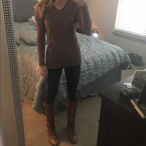 Adorable Brown Sweater
