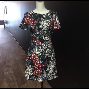 French Connection Dresses & Skirts - French connection rose dress nwt retail 158