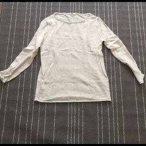 Uniqlo Cashmere Boatneck Sweater