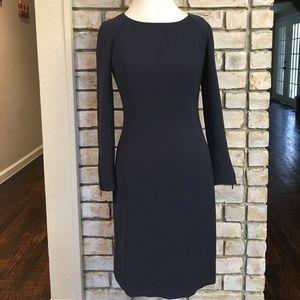 Lafayette 148 New York Dresses & Skirts - Elegant Lafayette 148 Navy Dress