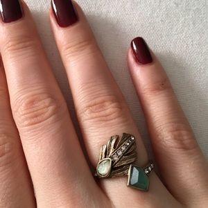 Chloe + Isabel Jewelry - Chloe + Isabel Feather Ring - Size 7