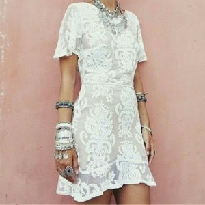 For Love and Lemons Dresses & Skirts - For love and lemons San Marcos dress NWT