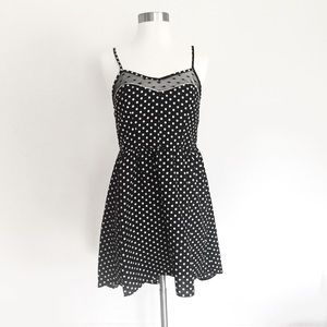NWT Retro Polka dot Sundress