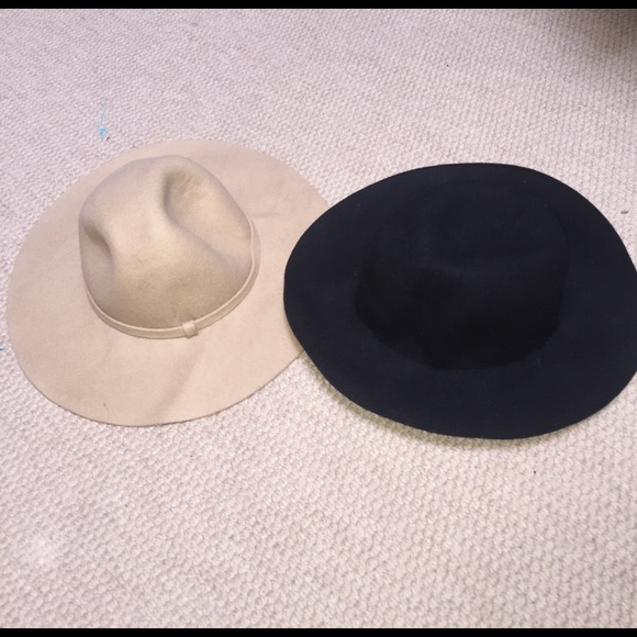 Urban Outfitters Accessories - Bundle of 100% wool fedora hats