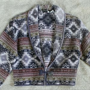Super Southwest Vintage Bolero Jacket