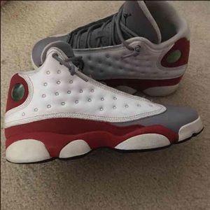 Nike Other - Nike Jordan Retro 13 Grey Toe