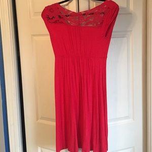 Delias Dresses - Delias pink dress