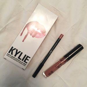 Kylie Lip Kit - Candy K