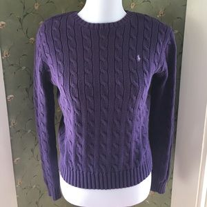 Ralph Lauren Sweaters - Ralph Lauren Cable Knit Sweater