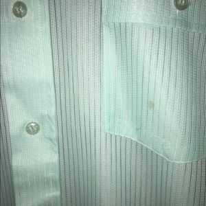 Shirts - Men's Vintage Short Sleeve Button Down