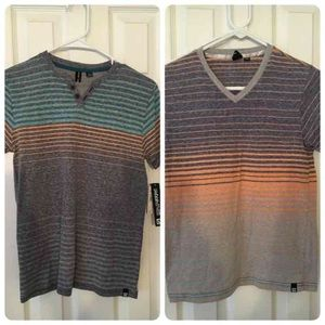 Ocean Current  Other - Boys short sleeve medium NWT shirts set of 2