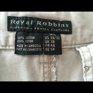 Royal Robbins Other - Men's Royal Robins slacks