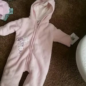 Absorba Other - BABY SNOWSUIT BNWT