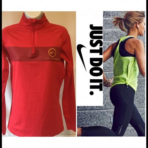 9da506a6e7fc0 Nike women s medium long sleeve compression top. M 58a9db5a7fab3ae1140114d0
