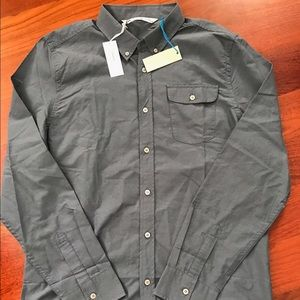 NWT Travis Mathew Button Down